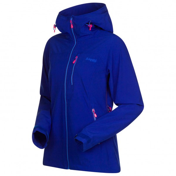 Bergans - Women's Stegaros Lady Jacket - Softshelljack