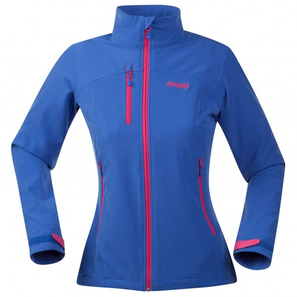 Bergans - Women's Kjerag Lady Jacket NoHood - Softshelljacke