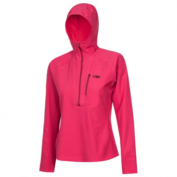 Outdoor Research - Women's Whirlwind Hoody - Softshelljacke