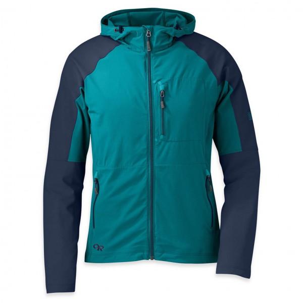 Outdoor Research - Women's Ferrosi Hoody - Softshell jacket
