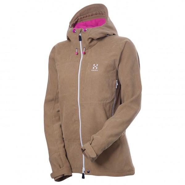 Haglöfs - Fjell Q Jacket Corduroy - Veste de loisirs
