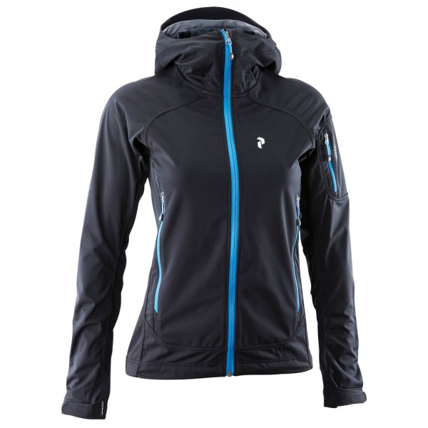 Peak Performance - Women's AnetoJacket - Softshelljack