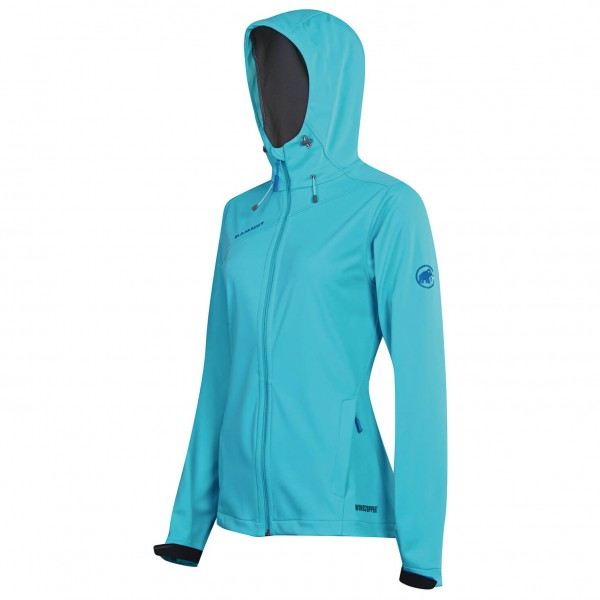 Mammut - Women's Cellon Hoody - Softshelltakki
