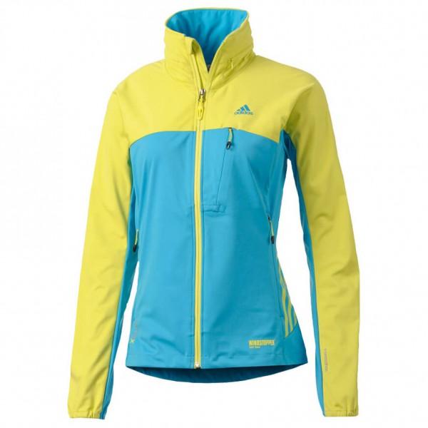 Adidas - Women's TX WS Fast Jacket - Softshelltakki