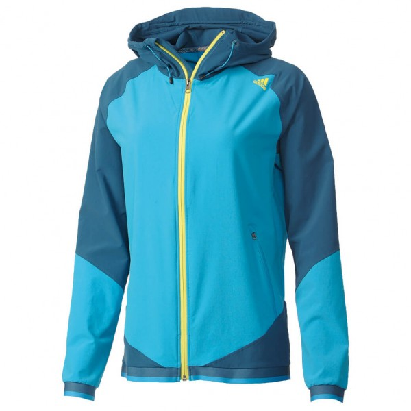 Adidas - Women's ED Kapuzenturm Jacket - Softshelljack