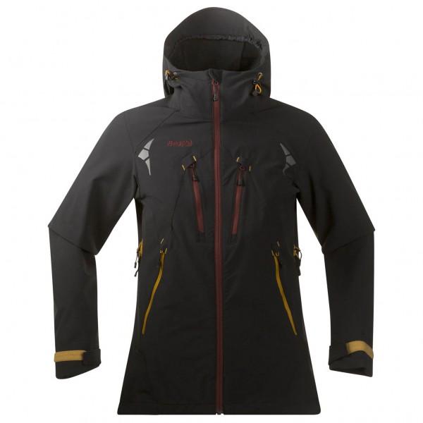 Bergans - Utakleiv Lady Jacket Hood - Softshell jacket