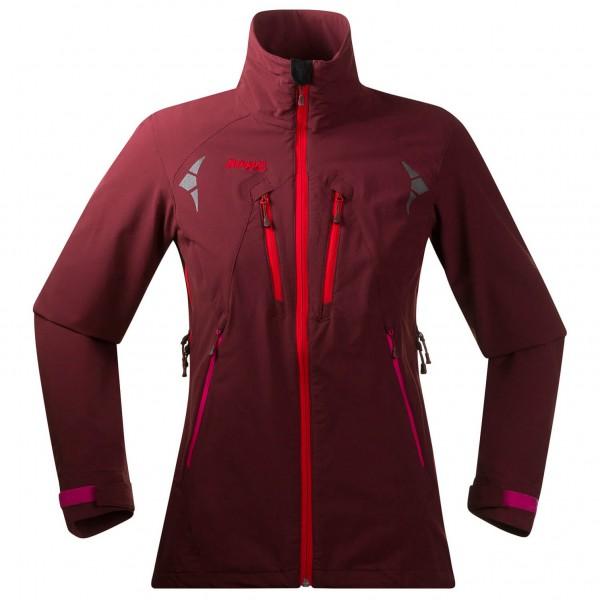 Bergans - Utakleiv Lady Jacket Nohood - Softshell jacket