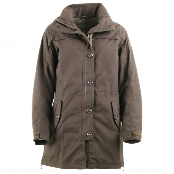 Bergans - Harstad Insulated Lady Jacket - Mantel