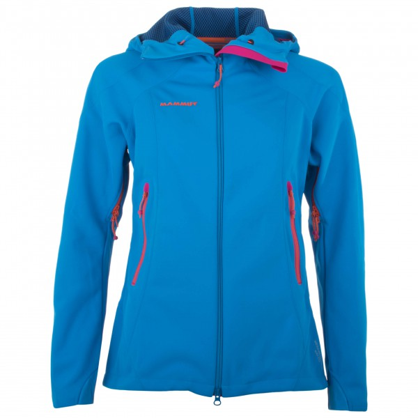 Mammut - Women's Ultimate Westgrat Jacket - Softshelltakki