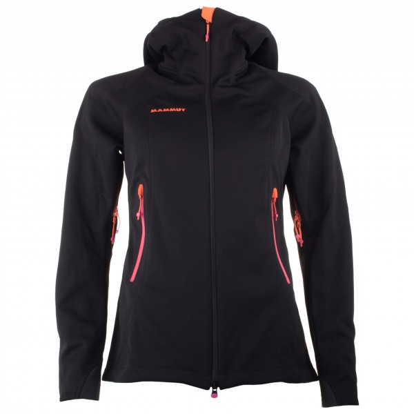 Mammut - Women's Ultimate Westgrat Jacket - Veste softshell