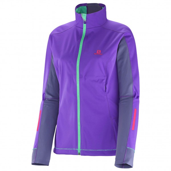 Salomon - Women's Equipe Softshell Jacket - Softshell jacket