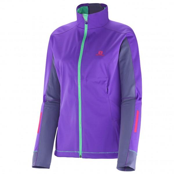 Salomon - Women's Equipe Softshell Jacket - Softshelljack
