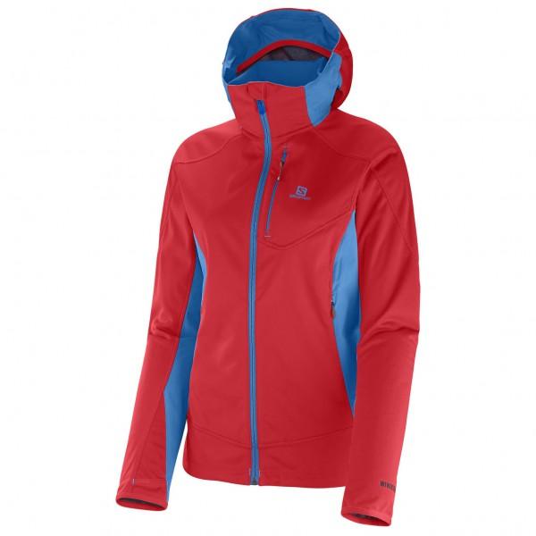 Salomon - Women's Mont Baron Ws Hoodie - Softshell jacket