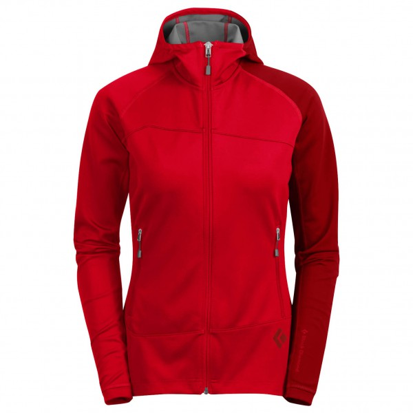 Black Diamond - Women's Flow State Hoody - Softshelljack