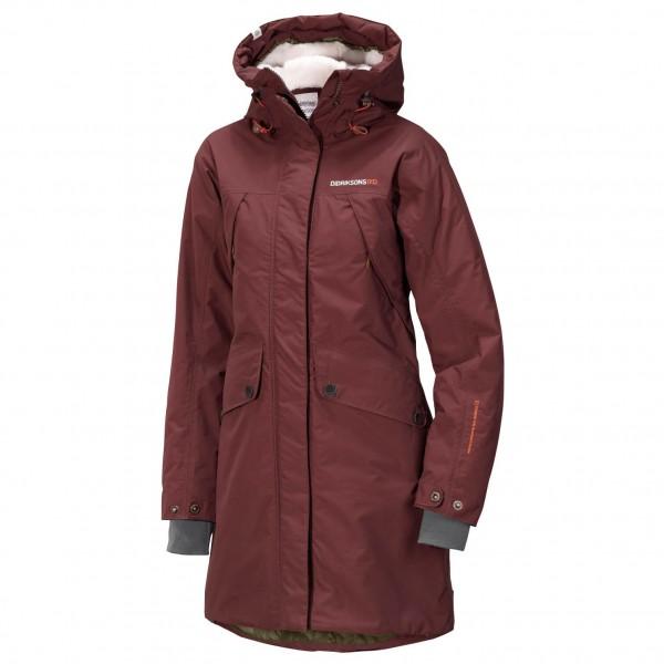 Didriksons - Women's Mary Coat - Pitkä takki