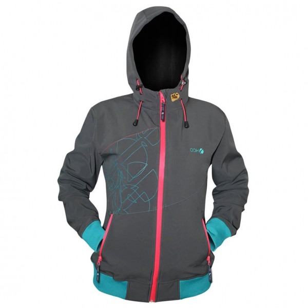 ABK - Women's Bizonnes - Softshell jacket