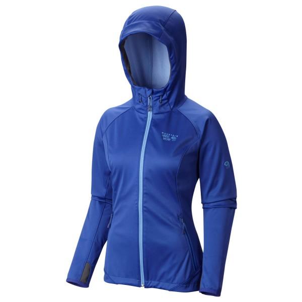 Mountain Hardwear - Women's Anselmo Hooded Jacket