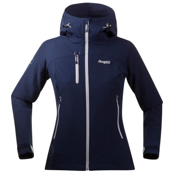 Bergans - Kjerag Lady Jacket With Hood - Softshelljack