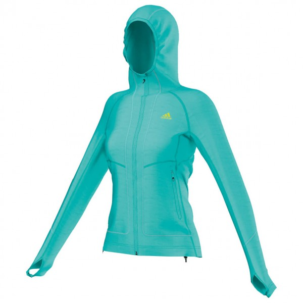 Adidas - Women's TS Pordoi Fleece Hoody - Vrijetijdsjack