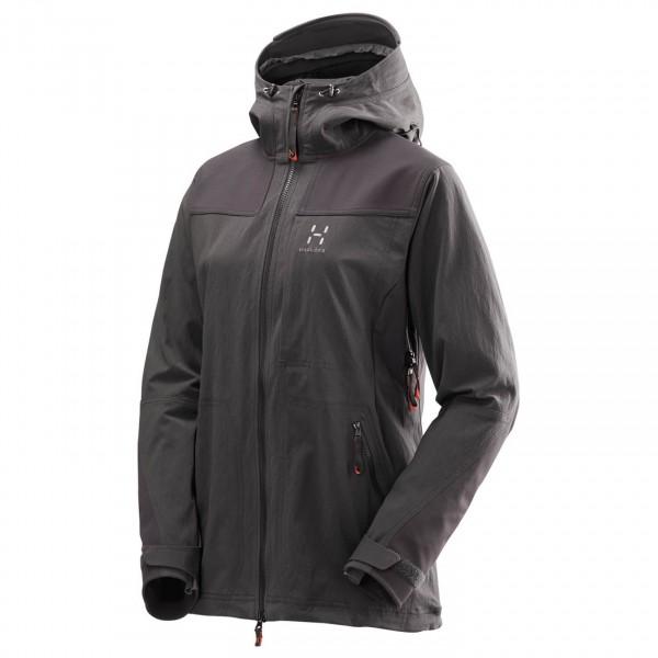 Haglöfs - Women's Rugged Fjell Jacket - Softshelljacke