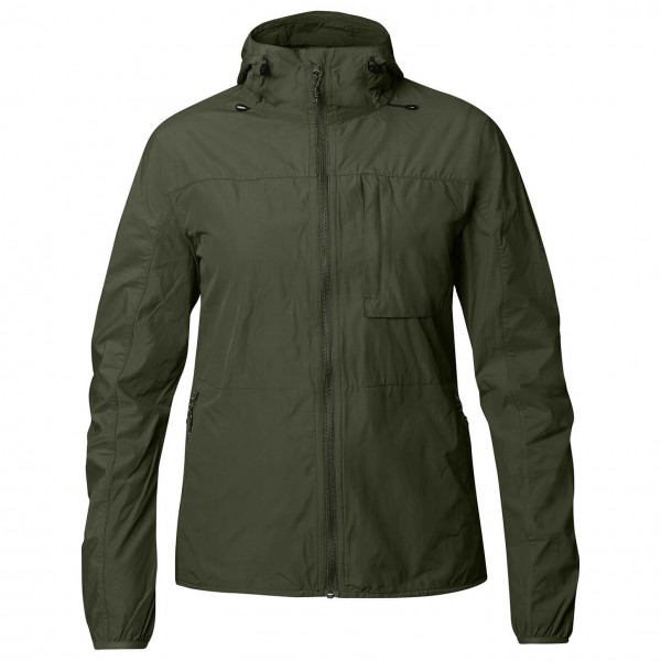 Fjällräven - Women's High Coast Wind Jacket - Softshelljacke