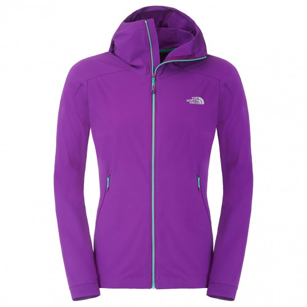 The North Face - Women's Diode Hoodie - Softshelljack