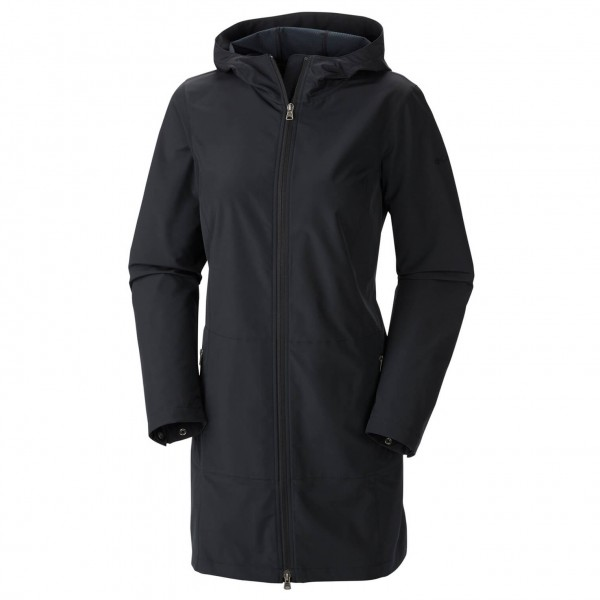 Columbia - Women's Weekday Wanderer Long Softshell