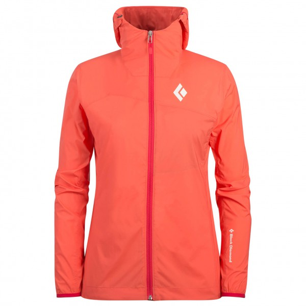Black Diamond - Women's Alpine Start Hoody - Softshelljacke
