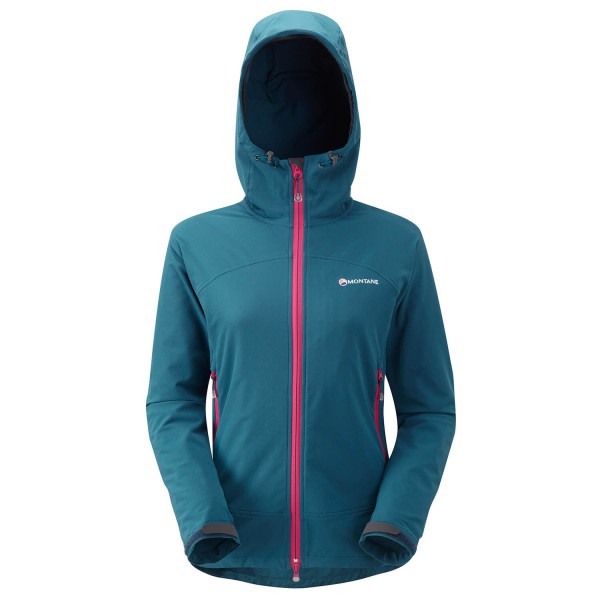Montane - Women's Alpine Stretch Jacket - Softshelltakki