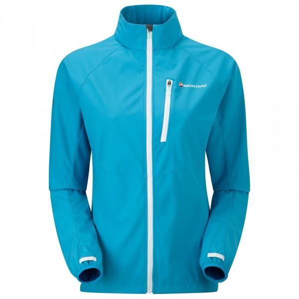 Montane - Women's Rapide Softshell Jacket - Softshelljack