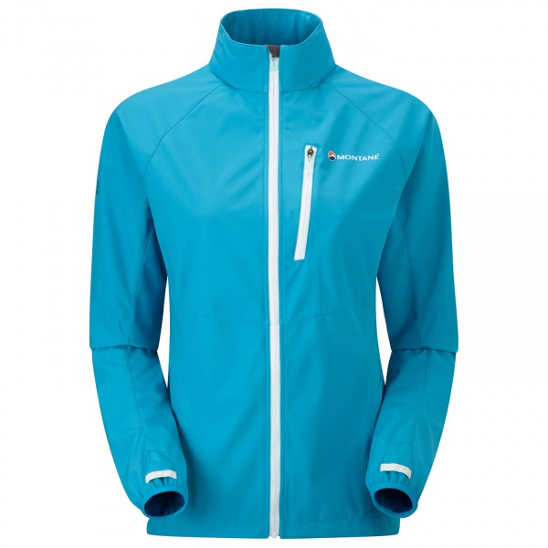 Montane - Women's Rapide Softshell Jacket - Softshelltakki