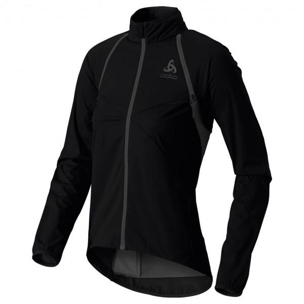 Odlo - Women's Jacket / Vest Logic Zip Off - Cykeljakke