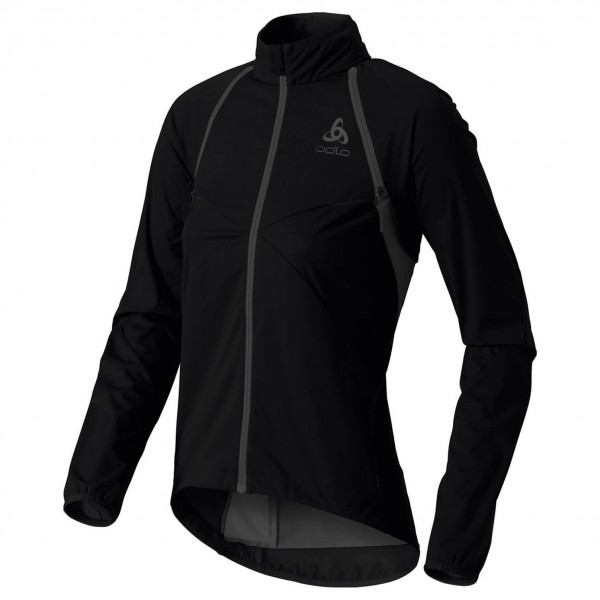 Odlo - Women's Jacket / Vest Logic Zip Off - Radjacke