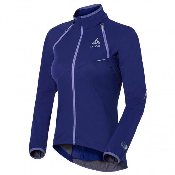 Odlo - Women's Jacket / Vest Logic Zip Off - Sykkeljakker
