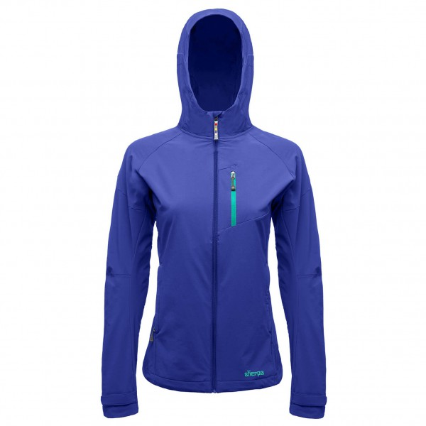 Sherpa - Women's Kriti Hooded Tech Jacket - Softshell jacket