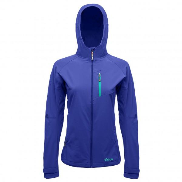 Sherpa - Women's Kriti Tech Hooded Jacket - Softshelltakki