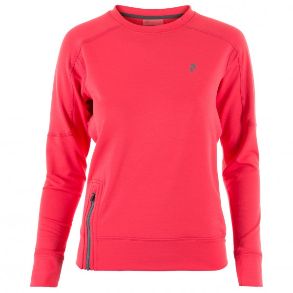 Peak Performance - Women's Pivot Crew - Softshellpullover