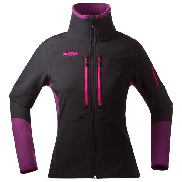 Bergans - Women's Visbretind Jacket - Veste softshell