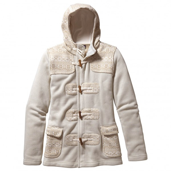 Patagonia - Women's Better Sweater Icelandic Coat