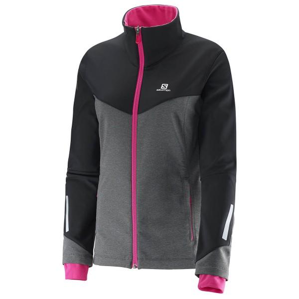 Salomon - Women's Pulse S/S Jacket - Softshell jacket