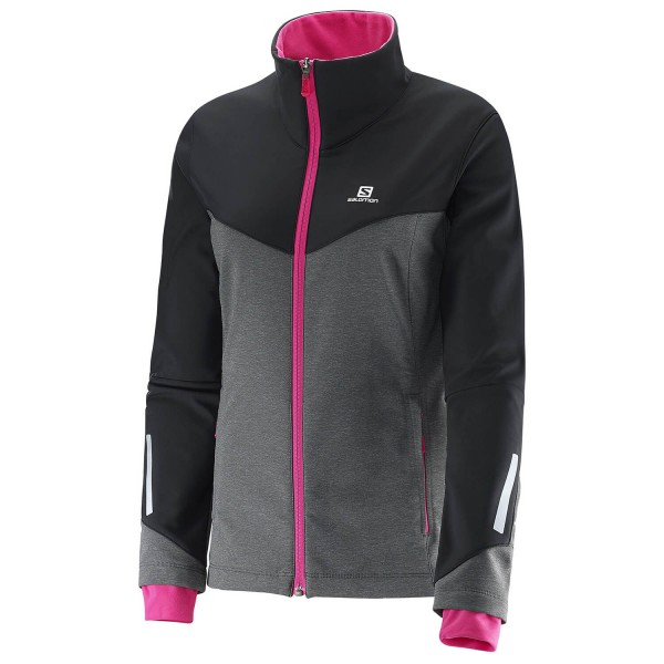 Salomon - Women's Pulse S/S Jacket - Veste softshell
