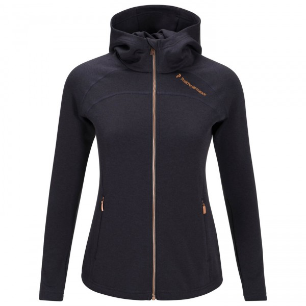 Peak Performance - Women's Fort Zip Hood - Freizeitjacke