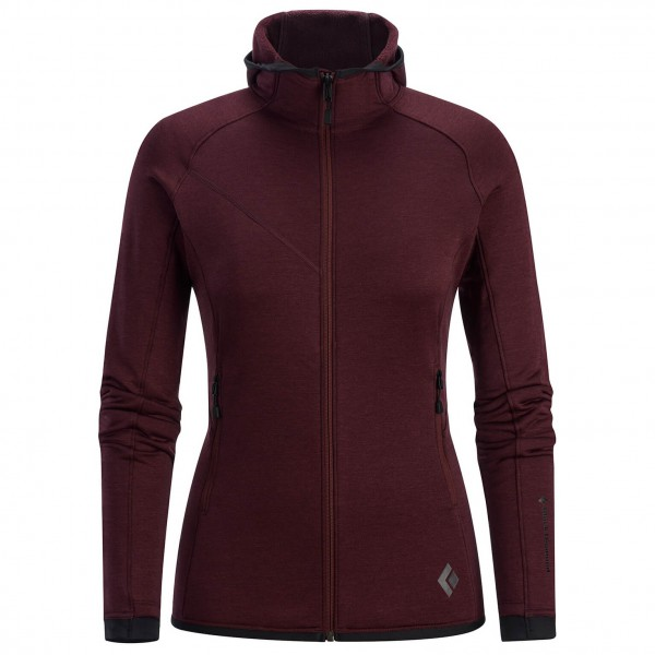 Black Diamond - Women's Compound Hoody - Fleecetakki