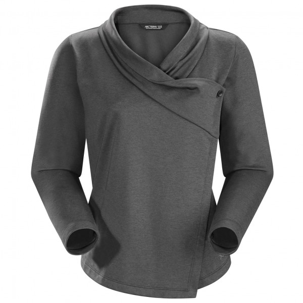 Arc'teryx - Women's Yonge LS Wrap - Casual jacket