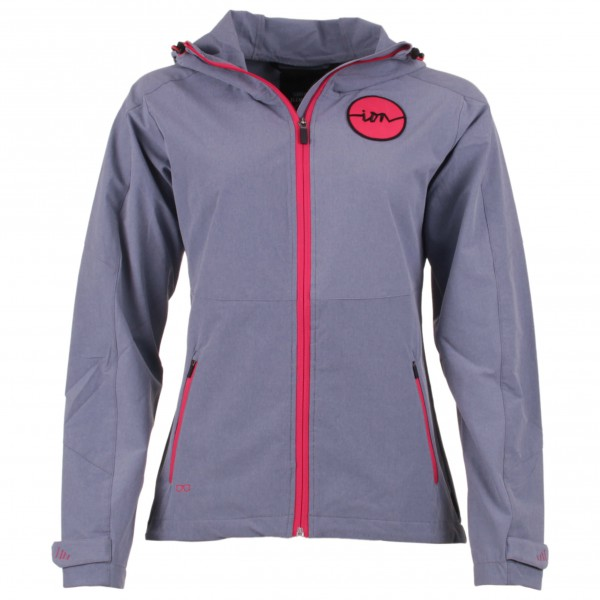ION - Women's Flow Softshell Jacket - Softshell jacket