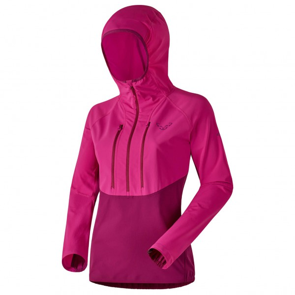 Dynafit - Women's Traverse DST 1/2 Zip - Veste softshell