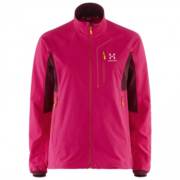 Haglöfs - Women's Lizard II Jacket - Softshell jacket