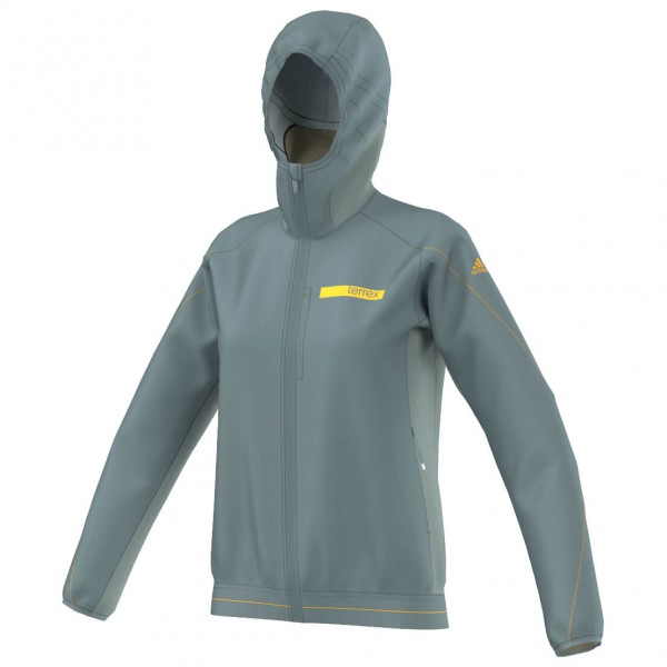 adidas - Women's TX Agravic Hybrid Softshell Jacket