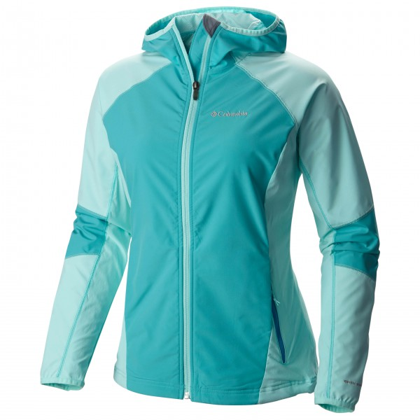 Columbia - Women's Sweet As Softshell Hoodie