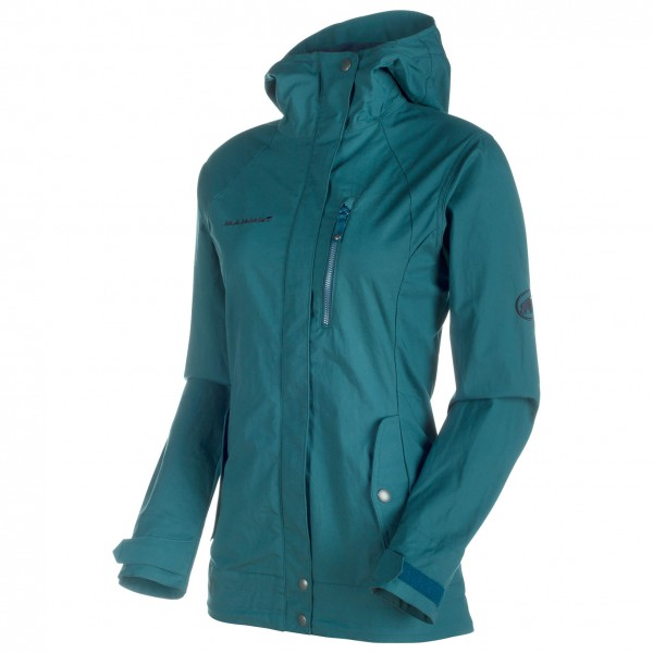 Mammut - Women's Trovat Guide SO Hooded Jacket
